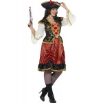 Adult Curves PIrate Lady