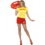 Adult Baywatch Beach Costume